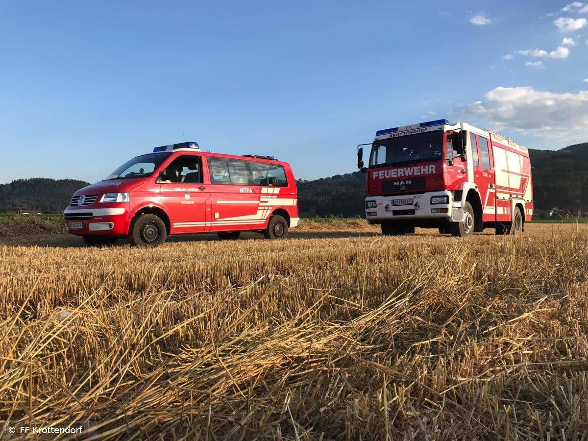 Brandeinsatz vom 03.12.2019     © FF-Krottendorf (2019)