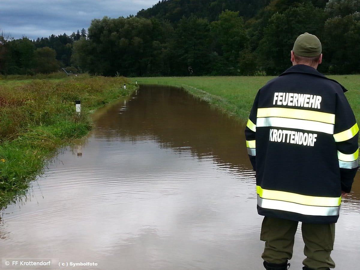 Technischer Einsatz vom 03.08.2020     © FF-Krottendorf (2020)